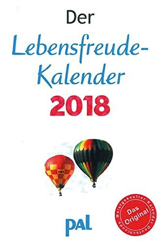Der Lebensfreude Kalender 2018