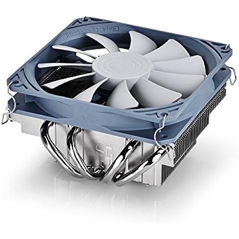 DEEPCOOL GABRIEL refrigerador de la CPU ventilador de 120 mm 4 heatpipes de cobre
