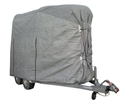 Preisvergleich Produktbild Car-e-cover, Pferdeanhänger - Abdeckplane zum Schutz im Aussenbereich für Zweipferdeanhänger