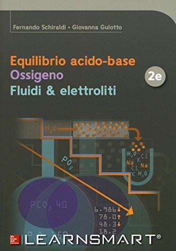 Equilibrio acido-base. Ossigeno. Fluidi & elettroliti. Con Contenuto digitale per download e accesso on line: 1
