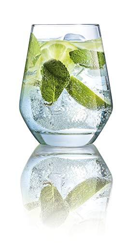 Chef & Sommelier ARC G3368 Lima Longdrinkglas, 380 ml, Krysta Kristallglas, transparent, 6 Stück
