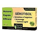 Santé Verte - Sérotisol - 20 comprimés