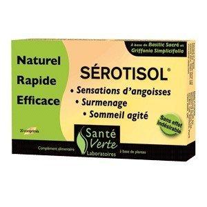 Salute Verde - Serotisol - 20 compresse