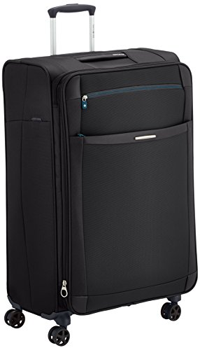 Samsonite Dynamo Spinner 78/29 Maleta Expansible, 78 cm, 105 L, Color Negro