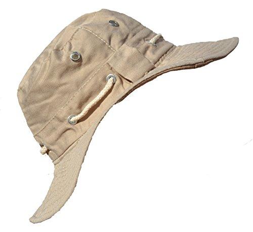 unisex-uomo-donna-ultra-stile-safari-outback-australiano-aussie-outback-cappello-sand-taglia-unica