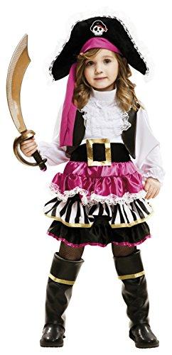 My Other Me Me - Disfraz de pequeño pirata para niño, 1-2 años (Viving Costumes 202006)