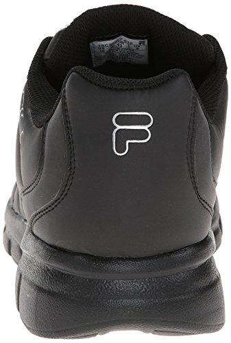 Chaussures Fila Fulcrum 3 Formation Blk-Blk-MSlvr