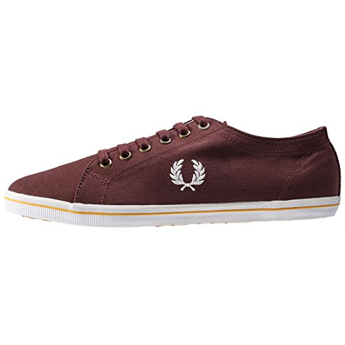 fred perry kingston Burnt Henna