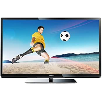 Philips 42PFL4007K/12 107 cm (42 Zoll) Fernseher (Full HD, Triple Tuner)
