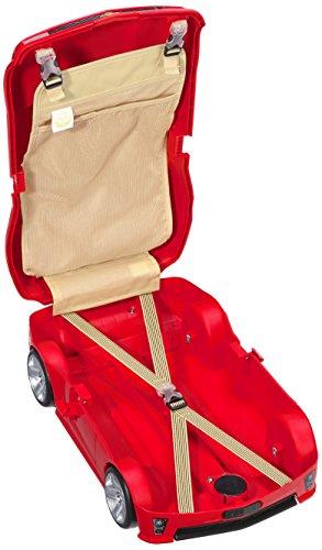 HAUPTSTADTKOFFER - für Kinder - Kinder-Koffer Rennauto