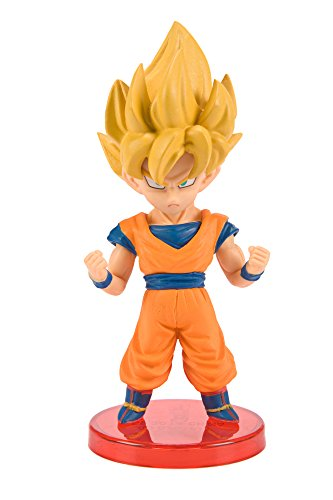 Dragon Ball Z WCF Super Saiyans Son Goku SSJ Figure