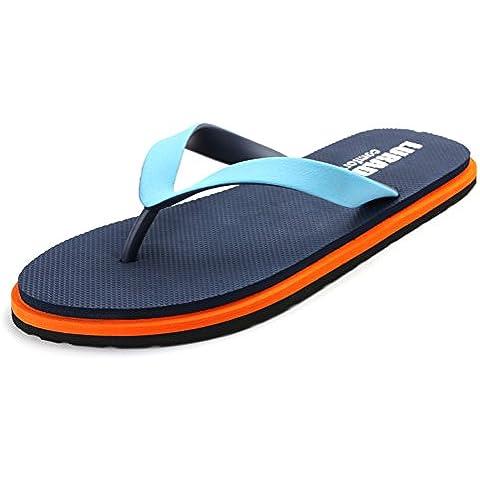 Uomo Infradito/Sandali estivi slip moda/Flip-flop/sandali maschio/Tendenze in Europa e