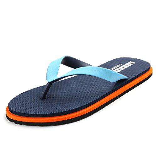Hommes tongs/Sandales d'été feuillet fashion/Tongs/sandales B