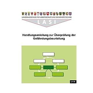 LV 59 Handlungsanleitung zur Überprüfung der Gefährdungsbeurteilung LV 59 (LASI-Veröffentlichungen)