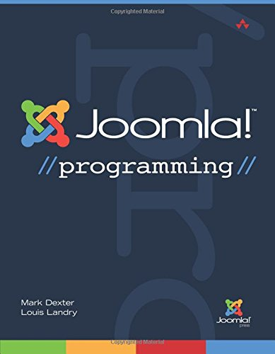 Joomla! Programming (Joomla Press)