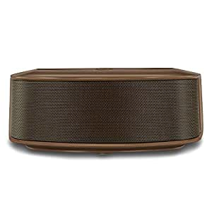 iBall Sound Star BT9 Compact and Portable Bluetooth Speaker (Brown)
