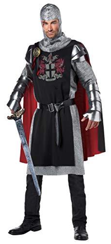 Generique - Mittelalter Ritter Kostüm für Herren S / M