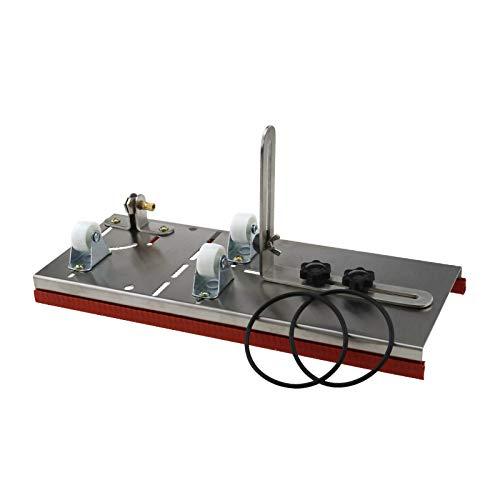 SING F LTD Verstellbarer Glasschneider Weinflasche Bier Schneidemaschine Glas DIY Kit Craft Recycle