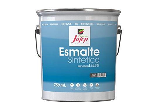 Jafep JS 50 - Esmalte sintético (4 L) color negro