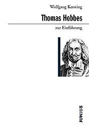 Thomas Hobbes zur Einführung (German Edition)