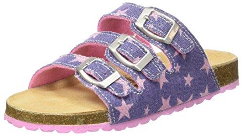 Supersoft Mädchen 474 251 Pantoffeln, Pink (Lt.Pink), 29 EU