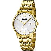 c50abcfa87c0 Amazon.es  relojes lotus oro