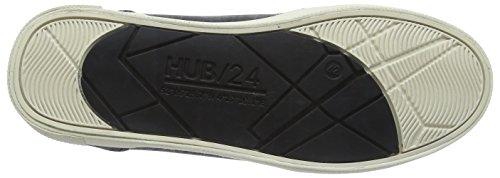 Hub Bond L47, Sneakers basses homme Schwarz (Black 156)