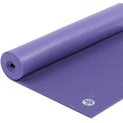 Manduka Unisex Adult PROLITE YOGA AND PILATES Mat - Purple, 4.7 mm