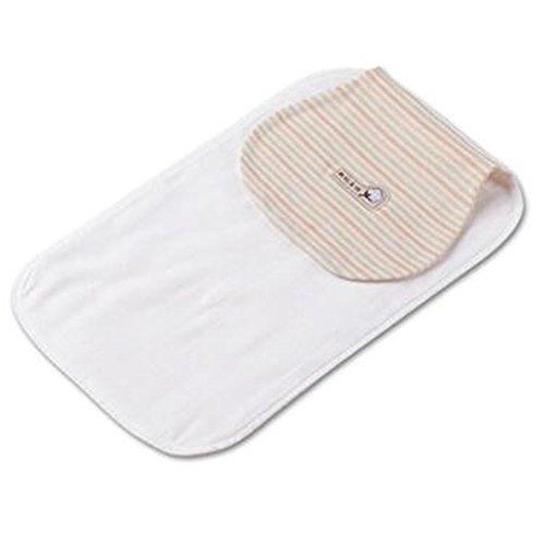 Blancho Bedding Weiches & Atmungsaktives Gaze-Schweiß-saugfähiges Handtuch Zurück Schweiß-Wischtuch, C