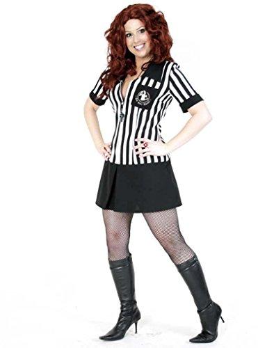 Kostüm Schiedsrichter (Damenkostüm)