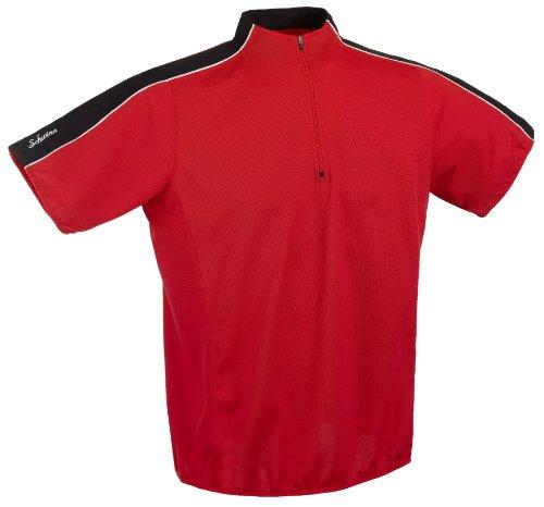 Cycling Schwinn Jersey (Schwinn Herren Classic Jersey, Herren, rot)