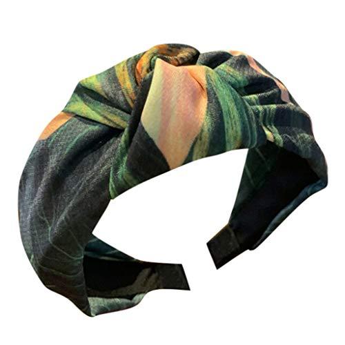 aarspange,Damen Urlaub Blatt Stirnband Creative Headwear Zubehör Stirnband speciales neues Design für Damen Perle Haarnadeln ()