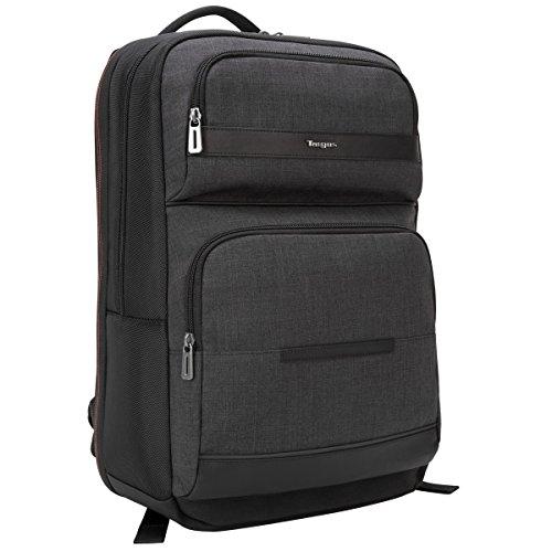 Targus CitySmart Advanced checkpoint-friendly Rucksack für Laptops bis zu 39,6cm, schwarz, tsb894 (Friendly Laptop Checkpoint)