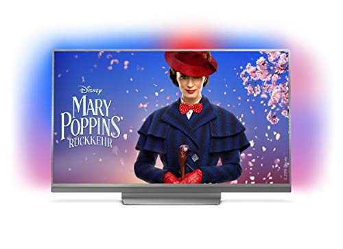 Philips Ambilight 55PUS8503/12 Fernseher 139 cm (55 Zoll) LED Smart TV (4K UHD, HDR Premium, DTS Premium Sound, Android TV, Google Assistant)
