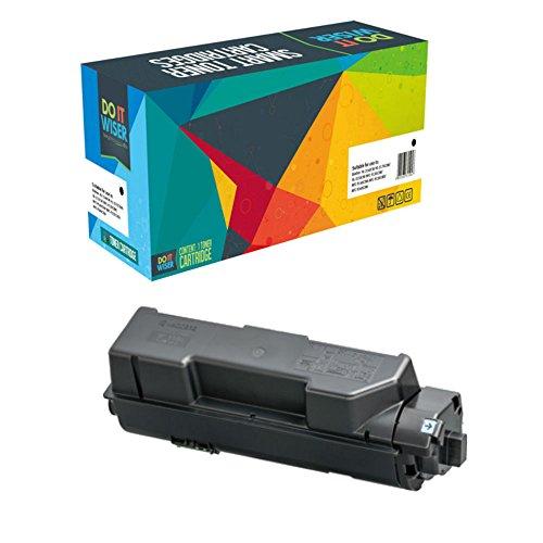 Preisvergleich Produktbild Do it Wiser ® TK-1160 TK1160 Toner Kompatibel für Kyocera Ecosys P2040DN P2040DW (7.200 Seiten)