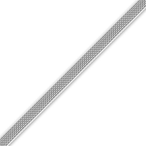 Mini-Rolladengurt 14 mm breit, 5,0 m lang, Farbe: grau, Rolladen Gurtband, von EVEROXX