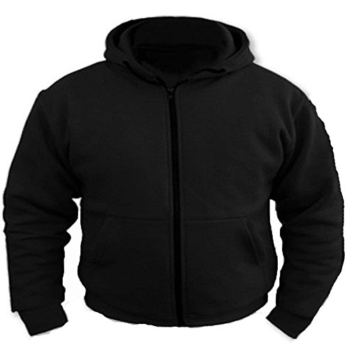 Australian-Bikers-Gear-Black-Motorcycle-Hoodie-Hoody-Jacket-Fully-Lined-with-Reinforced-DuPontTM-Kevlar-Five-Point-Removable-CE-Armour