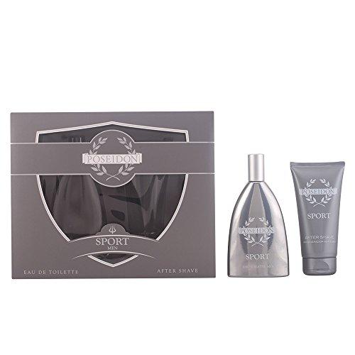 Poseidon Sport Set para Hombre Agua de Colonia + After Shave (precio: 12,95€)