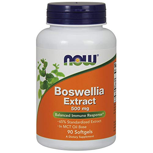 Boswellia Extract, 500 mg, 90 Softgels - Now Foods - Qty 1 - 500 Mg Softgel Kapseln
