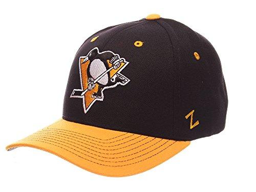 """Offizielles NHL Pittsburgh Penguins """"Cap, Basecap, Mütze"""" von Zephyr"""