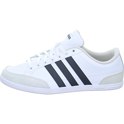 Adidas Herren Caflaire Sneaker Weiß (calzature White / Carbon / Chalk Pearl)