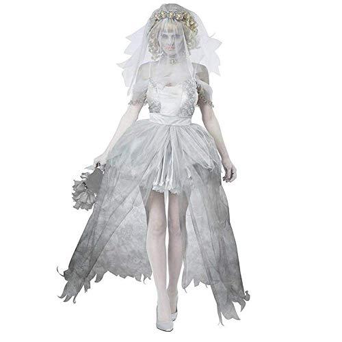 Puppe Kostüm Frauen - PIN Halloween kostüme frauen halloween kostüm geist puppe braut cosplay mumifizierte kunst kostüm party kostüm