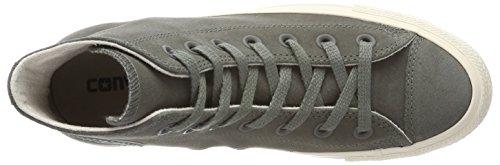 Converse Ctas Hi, Sneaker a Collo Alto Unisex – Adulto Grau (River Rock/Driftwood/Driftwood)