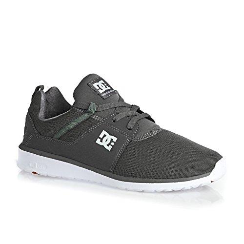 DC Shoes Heathrow M, Baskets Basses Homme Brun