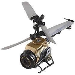 World Brands - Spy Cam Nano, helicóptero con radiocontrol (84729)