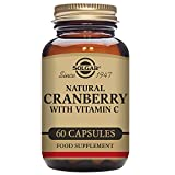 Solgar Cranberry 60 Vegetable Capsules