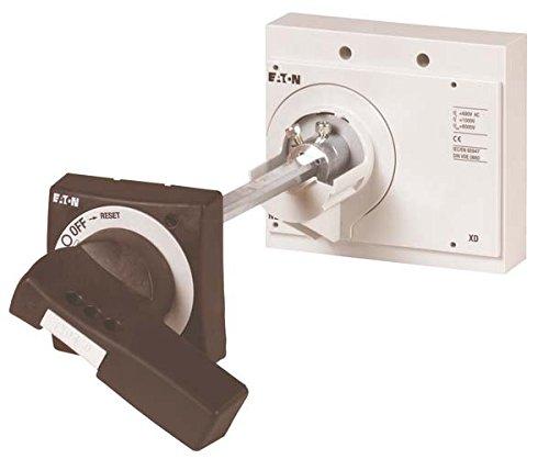 Eaton (Moeller) Türkupplungsdrehgriff NZM4-XTVD abschließbar Handantrieb für Schaltgeräte 4015082666149