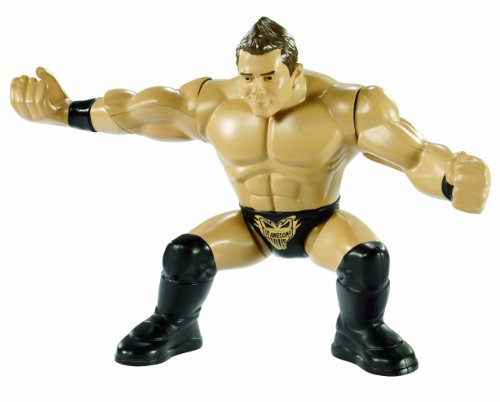 WWE - Power Slammers - The Miz - Figurine Action Motorisée 12 cm