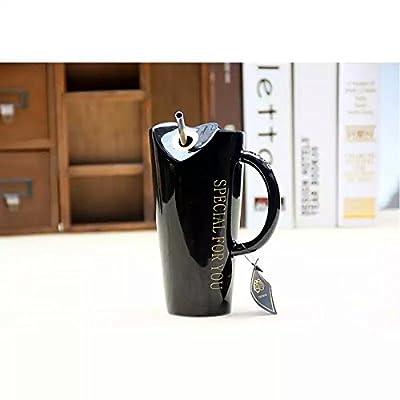 Satyam Kraft Special For You Printed Ceramic Mug With Metal Straw 450 Ml ( 1 Pcs )
