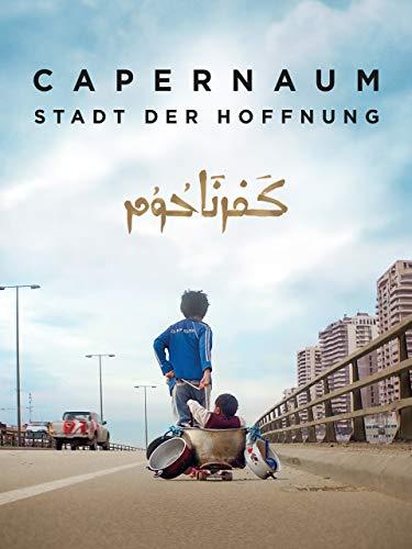 Capernaum: Stadt der Hoffnung (Arabisch Papier)